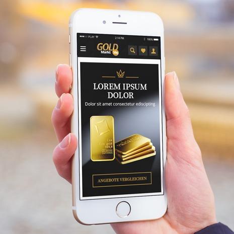 Referenz Goldmarkt