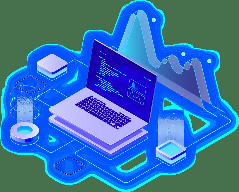 Webentwicklung Agentur Crystalcomp für enspruchsvolle Projekte
