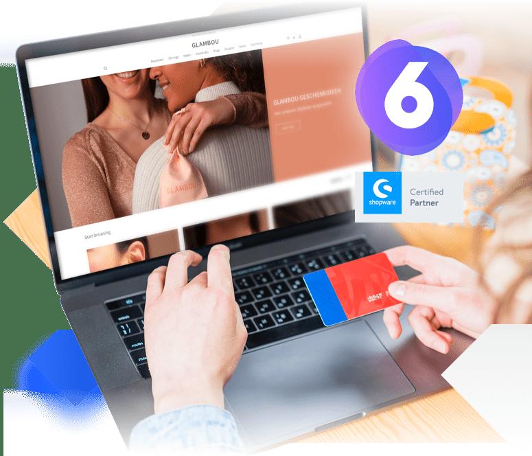 E-Commerce-Agentur für Onlineshop-Projekte