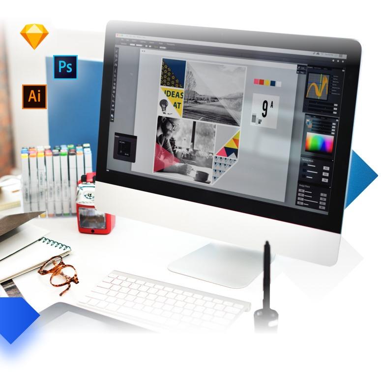 Grafik & Webdesign für Webprojekte