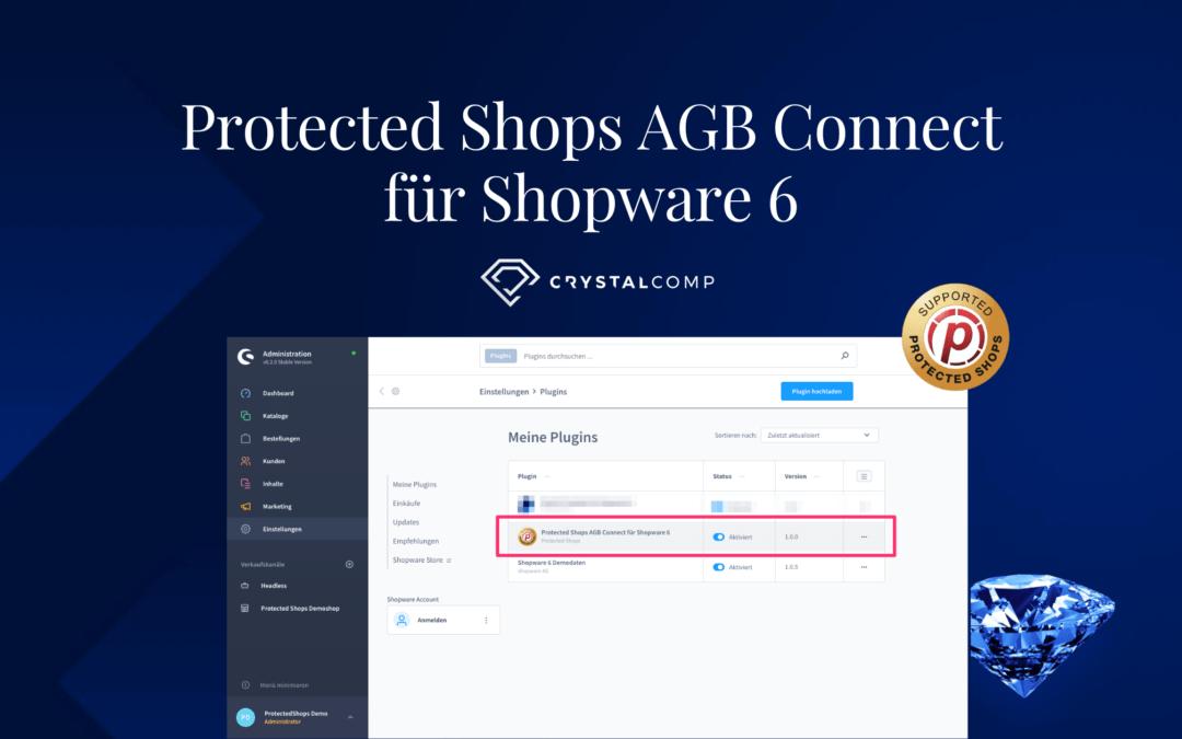 AGB-Schnittstelle für Shopware 6 Onlineshop